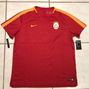 NWT NIKE Galatasaray 2018 Squad Training Jersey